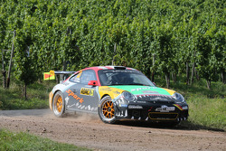 Romain Dumas and Denis Giraudet, Porsche 911 R-GT