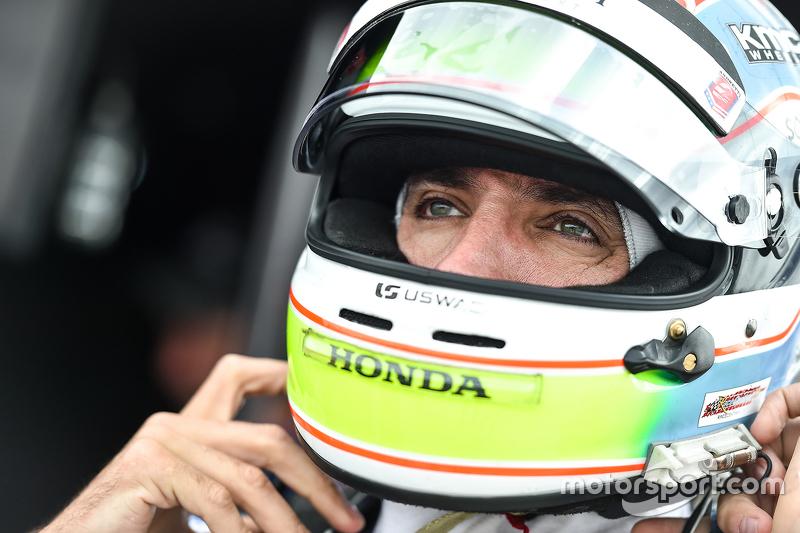 Justin Wilson, Andretti Autosport, Honda