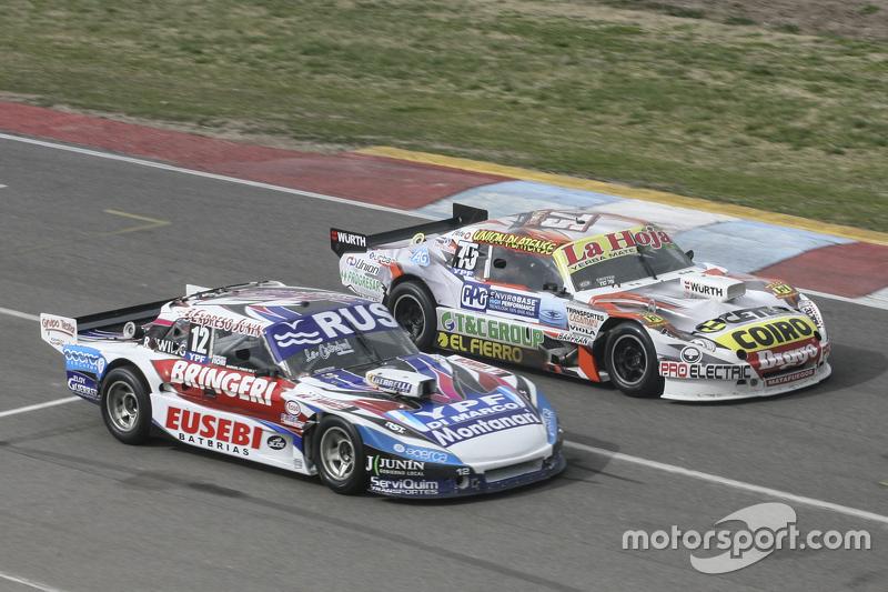 Gabriel Ponce de Leon, Ponce de Leon Competicion Ford and Sergio Alaux, Coiro Dole Racing Chevrolet