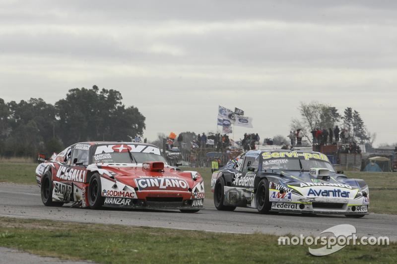 Diego de Carlo, JC Competicion Chevrolet dan Matias Rossi, Donto Racing Chevrolet