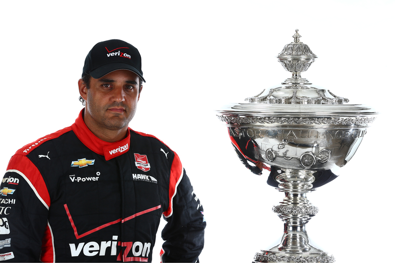 Penantang kejuaraan Juan Pablo Montoya, Team Penske Chevrolet