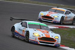 #98 Aston Martin Racing Aston Martin Vantage GTE: Пол Далла-Лана, Матиас Лауда, Педро Лами
