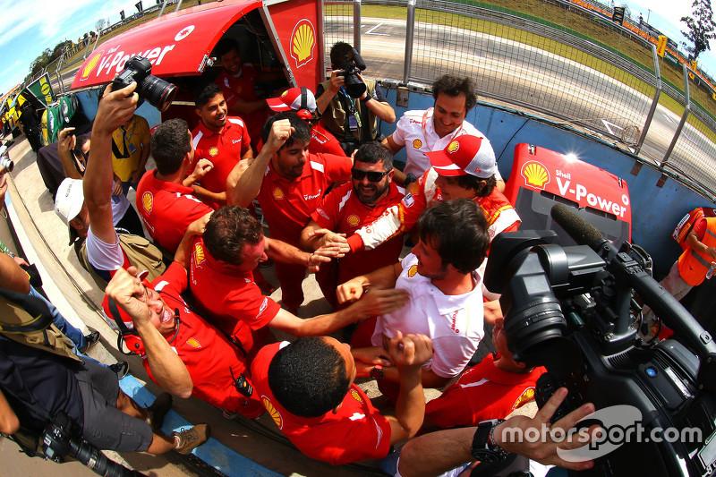 Festa da Shell Racing