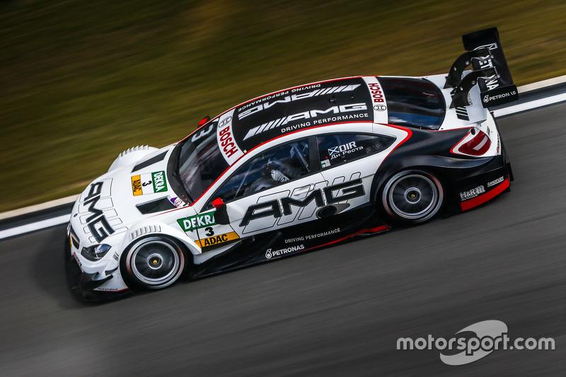 Paul di Resta, HWA AG Mercedes-AMG C63 DTM