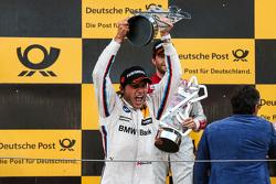 Подіум: 2-й Бруно Спенглер, BMW Team MTEK BMW M4 DTM