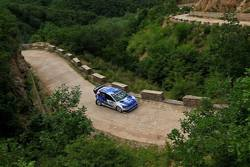 Крис Аткинсон и Дейл Москатт, Volkswagen Golf SCRC, FAW-Volkswagen Team