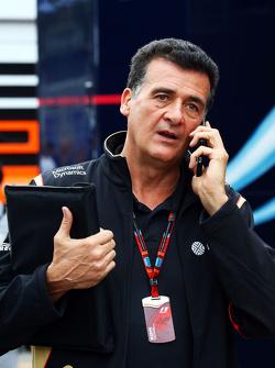 Федерико Гастальди, заместитель руководителя команды Lotus F1 Team