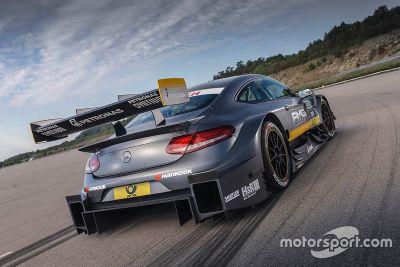Lancement Mercedes DTM 2016