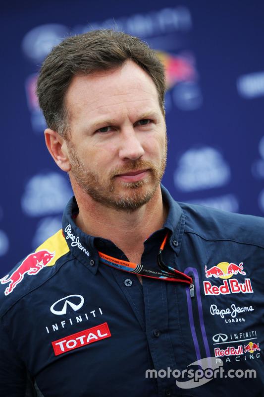 Christian Horner, Red Bull Racing diretor