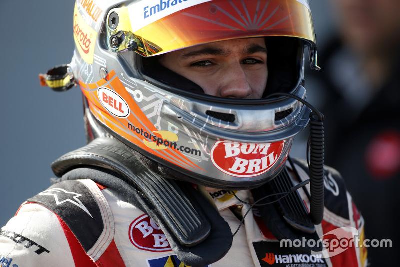 П'єтро Фіттіпальді, Fortec Motorsports Dallara F312 - Mercedes-Benz