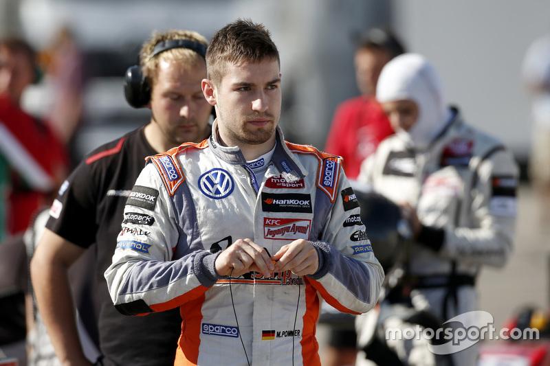 Markus Pommer, Motopark Academy Dallara F312 Volkswagen