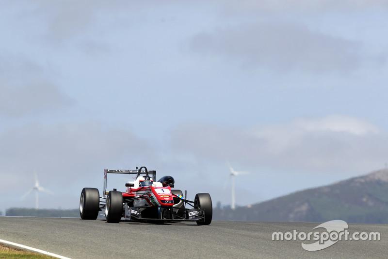 Felix Rosenqvist, Prema Powerteam, Dallara F312 - Mercedes-Benz