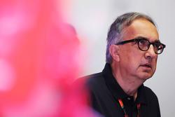 Sergio Marchionne, Ferrari presidente e CEO da Fiat Chrysler Automobiles