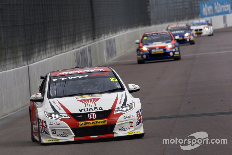 Matt Neal, Honda Yuasa Racing Honda Civic Type R