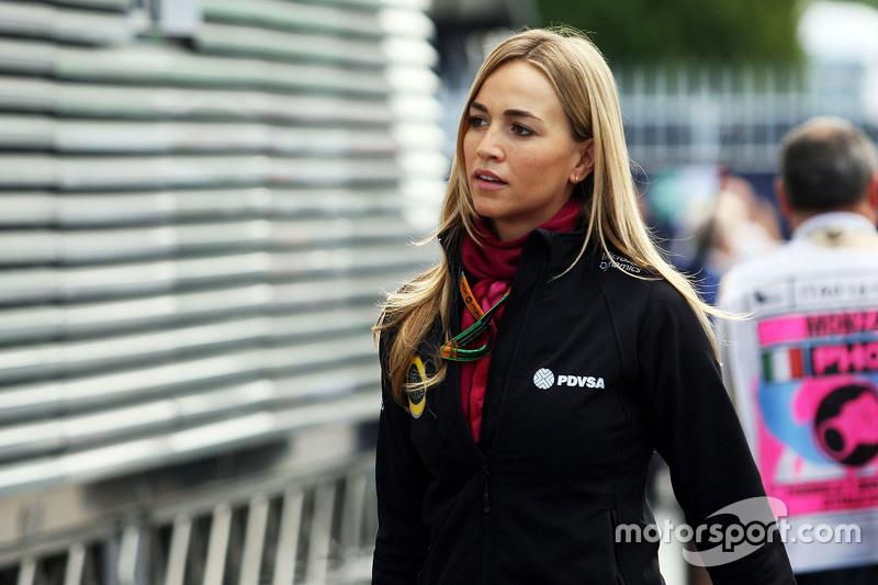 Carmen Jorda, Lotus F1 Team Development Driver