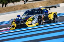 #52 BMW Team Marc VDS BMW Z4: Энди Приоль, Йессе Корн, Генри Хассид
