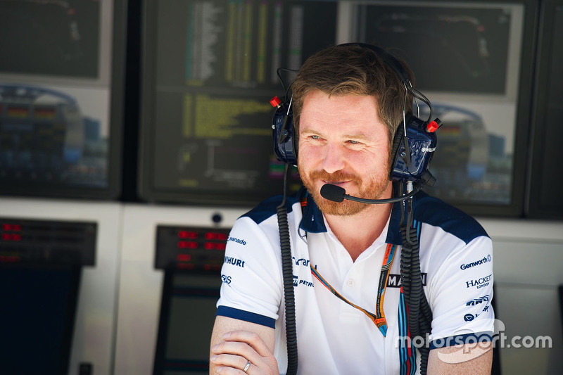Rob Smedley, Williams Head of Vehicle Performance