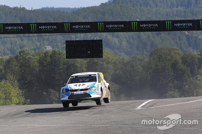 Per-Gunnar Andersson, Marklund Motorsport, Volkswagen