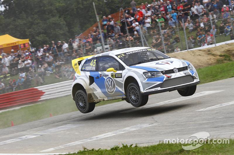 Per-Gunnar Andersсин, Marklund Motorsport