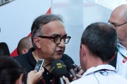 سيرجيو ماركيوني، رئيس فيراري والمدير التنفيذي لمجموعة فيات-كرايسلر