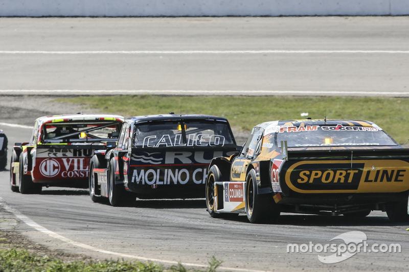 Leonel Pernia, Las Toscas Racing Chevrolet and Leonel Pernia, Las Toscas Racing Chevrolet and Juan P