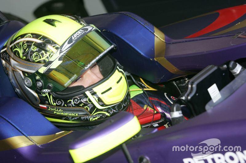 Julia Pankiewicz, RB Racing