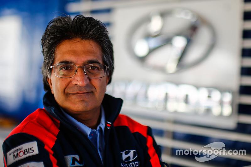 Мішель Нандан, Hyundai Motorsport