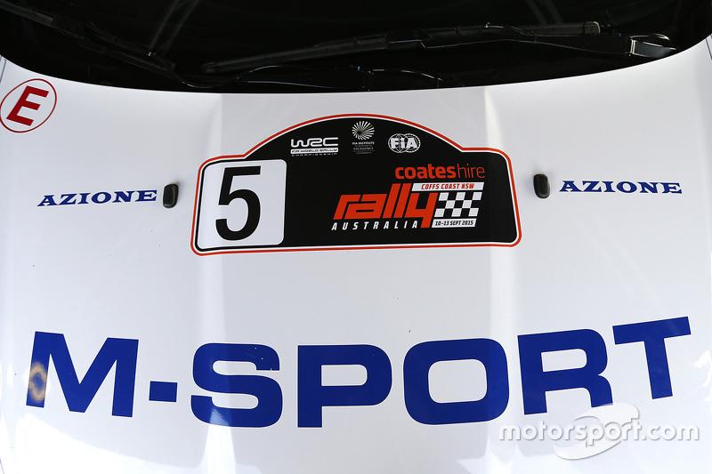 M-Sport detail