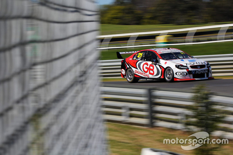 Dale Wood und Macauley Jones, Brad Jones Racing Holden