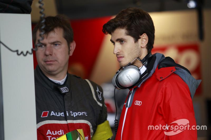 Antonio Giovinazzi,  Audi Sport Team Phoenix