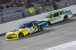 Josh Berry, JR Motorsports Chevrolet and Hermie Sadler