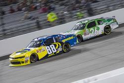 Josh Berry, JR Motorsports Chevrolet ve Hermie Sadler