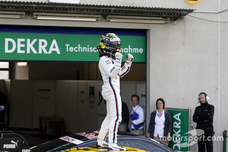 1. Timo Glock, BMW Team MTEK, BMW M4 DTM