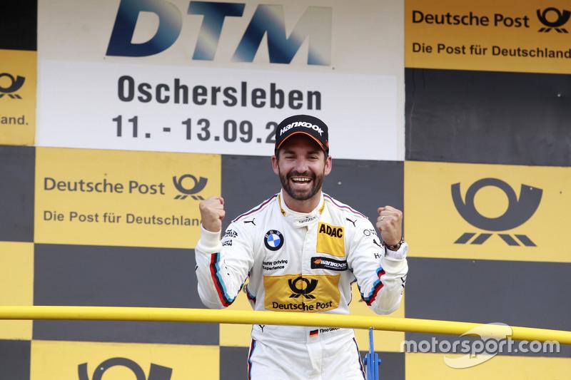 Podium: 1. Timo Glock, BMW Team MTEK, BMW M4 DTM