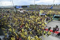 Aficionados de Valentino Rossi, Yamaha Factory Racing