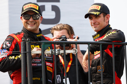 Alessandro Balzan (left)  and Alessandro Pier Guidi (right)NGT Motorsport