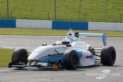 British F4: Donington