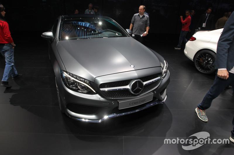 Mercedes C Class Spor Aracı