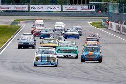 Старт. Moscow Classic Grand Prix