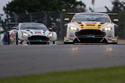 #27 TF Sport Aston Martin Vantage GT3: Andrew Jarman, Jody Fannin