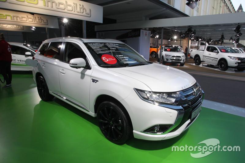 Mitsubishi Outlта er.