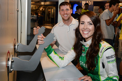 Денні Хемлін, Joe Gibbs Racing Toyota spends time at Homestead Miami Speedway