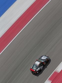 #08 Rebel Rock Racing Porsche Carrera: Carlos Contreras, Ruben Pardo
