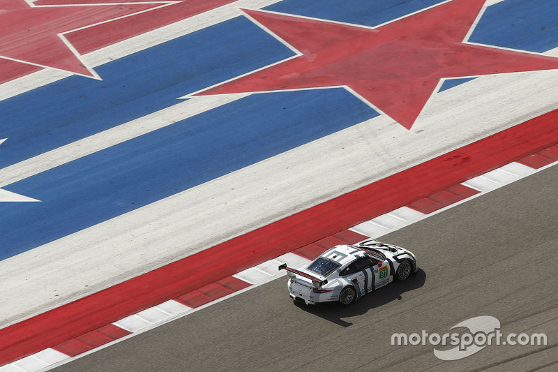#91 Porsche Team Manthey Porsche 911 RSR: Richard Lietz, Michael Christensen