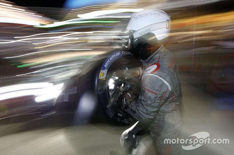 Porsche Team, Mechaniker