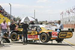 Леонель Пернія, Las Toscas Racing Chevrolet