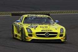 #70 GT Russian Team Mercedes SLS AMG GT3: Alexei Karachev, Dennis Waszek, Indy Dontje