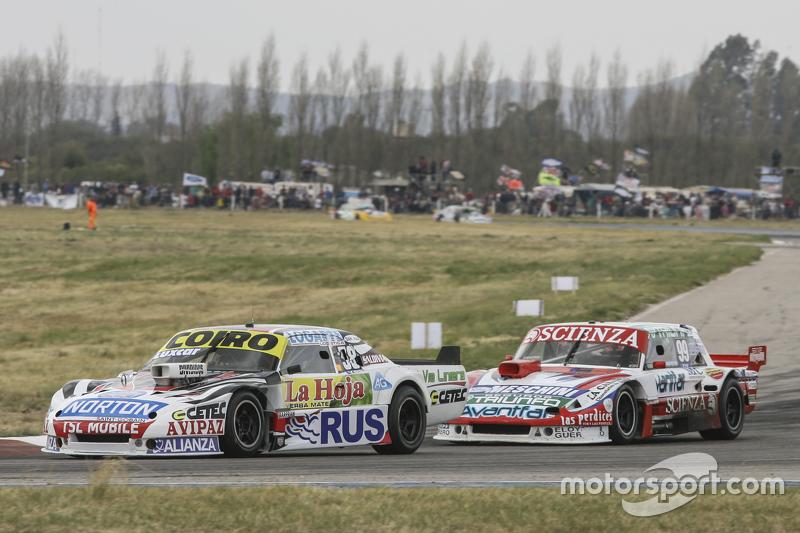 Мартін Серрано, Coiro Dole Racing Dodge та Матіас Халаф, Catalan Magni Motorsport Ford
