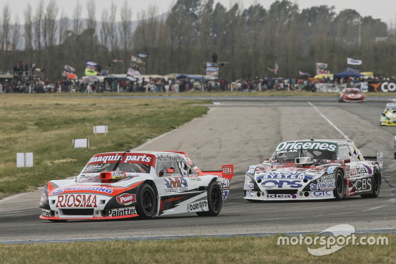 Ніколя Троссе, Maquin Parts Racing Torino та Каміло Ечеваррія, Coiro Dole Racing Torino