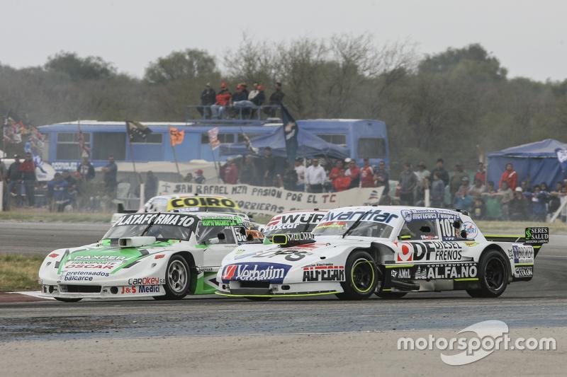 Leonel Sotro, Alifraco Sport Ford and Santiago Mangoni, Laboritto Jrs Torino